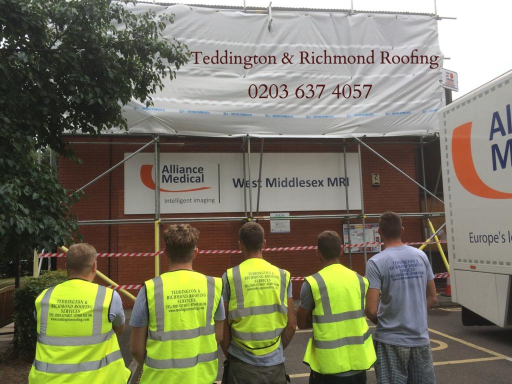 Teddington Amp Richmond Roofing Services Roofer Twickenham